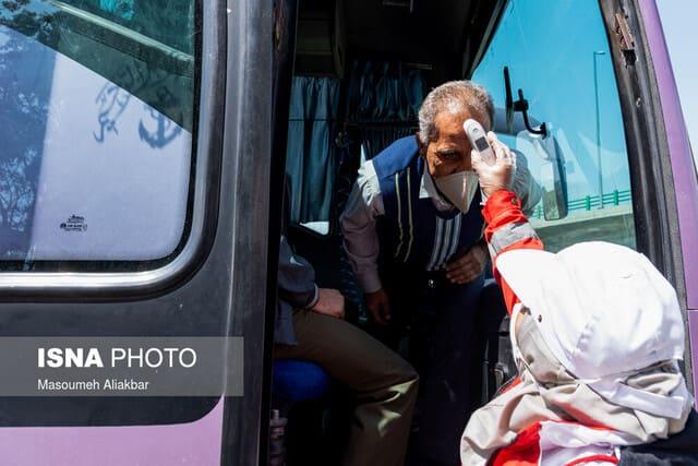 شناسایی ۱۴۰۰ مورد مشکوک به کرونا در ورودیهای البرز