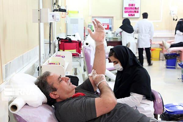 فعالیت انتقال خون البرز در روزهای ۱۴ و ۱۵ خرداد